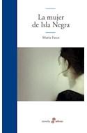 Papel MUJER DE ISLA NEGRA (COLECCION NOVELA)