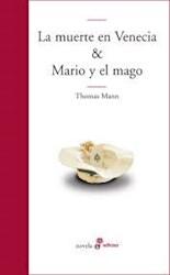 Libro La Muerte En Venecia And Mario Y El Mago