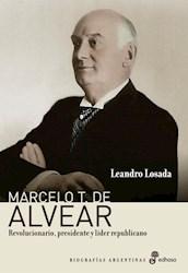 Libro Marcelo T. De Alvear