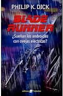 Papel BLADE RUNNER [SUEÑAN LOS ANDROIDES CON OVEJAS ELECTRICAS] (COLECCION NEBULAE)