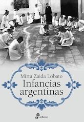 Libro Infancias Argentinas
