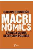 Papel MACRINOMICS CRONICA DE UNA DECEPCION POLITICA