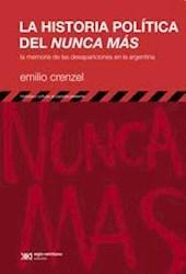 Libro La Historia Politica Del Nunca Mas