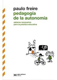 Papel Pedagogia De La Autonomia