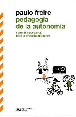 Papel Pedagogía De La Autonomía