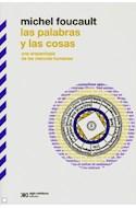 Papel PALABRAS Y LAS COSAS UNA ARQUEOLOGIA DE LAS CIENCIAS HUMANAS
