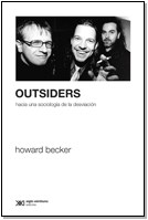 Libro Outsiders