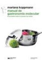 Papel Manual De Gastronomia Molecular