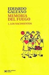 Papel Memoria Del Fuego I Los Nacimientos