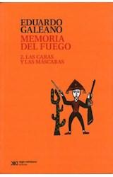 Papel MEMORIA DEL FUEGO 2 LAS CARAS Y LAS MASCARAS