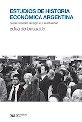 Libro Estudios De Historia Economica Argentina