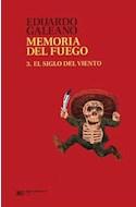 Papel MEMORIA DEL FUEGO 3 EL SIGLO DEL VIENTO