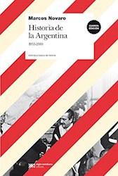 Libro Historia De La Argentina  1955 - 2010