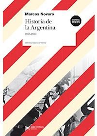 Papel Historia De La Argentina 1955-2010