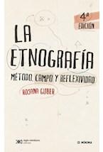Papel ETNOGRAFIA, LA. METODO, CAMPO Y REFLEXION