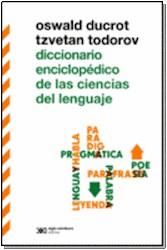 Papel Diccionario Encliclopedico De Las Ciencias Del Lenguaje
