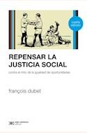 Papel REPENSAR LA JUSTICIA SOCIAL