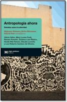 Libro Antropologia Ahora