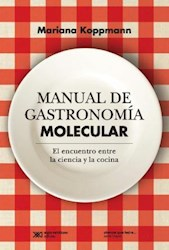 Libro Manual De Gastronomia Molecular