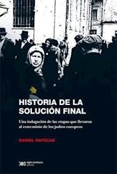 Libro Historia De La Solucion Final