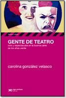 Libro Gente De Teatro