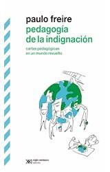Papel PEDAGOGIA DE LA INDIGNACION