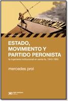 Libro Estado  Movimiento Y Partido Peronista