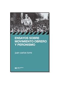 Papel Ensayos Sobre Movimiento Obrero Y Peronismo
