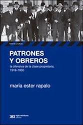 Libro Patrones Y Obreros