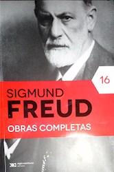 Papel Obras Completas 16 Freud