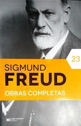 Papel Obras Completas 23 Freud