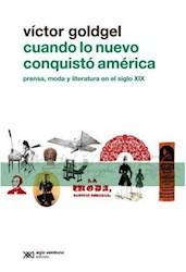 Libro Cuando Lo Nuevo Desembarco En America