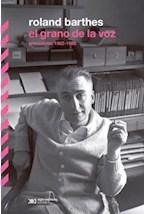 Papel GRANO DE LA VOZ, EL  (ENTREVISTAS 1962-1980)