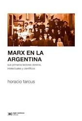 Libro Marx En La Argentina