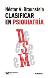 Libro Clasificar En Psiquiatria