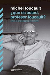 Papel Que Es Usted Profesor Foucault