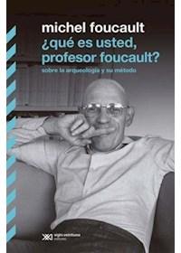 Papel Qué Es Usted, Profesor Foucault?