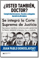 Papel ¿Usted Tambien, Doctor?