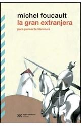 Papel LA GRAN EXTRANJERA