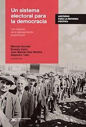 Papel Sistema Electoral Para La Democracia, Un