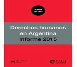 Libro Derechos Humanos En Argentina  Informe 2015