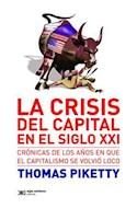 Papel CRISIS DEL CAPITAL EN EL SIGLO XXI (RUSTICO)