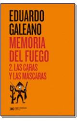 Papel MEMORIA DEL FUEGO 2 LAS CARAS Y LAS MASCARAS (RUSTICO)