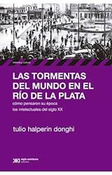 Papel LAS TORMENTAS DEL MUNDO EN EL RIO DE LA PLATA