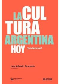 Papel La Cultura Argentina Hoy