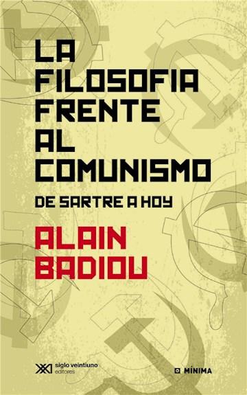 E-book La Filosofía Frente Al Comunismo: De Sartre A Hoy
