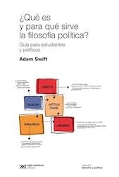 Libro Que Es Y Para Que Sirve La Filosofia Politica ?
