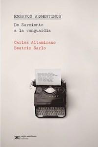 Libro Ensayos Argentinos