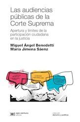 Libro Las Audiencias Publicas De La Corte Suprema