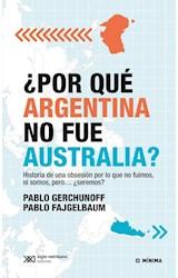 Papel POR QUE ARGENTINA NO FUE AUSTRALIA